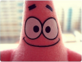 Мягкая игрушка Патрик Стар Морская звезда