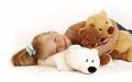 Малыши и мягкие игрушки